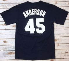 NWT Majestic Cooperstown Collection Sparky Anderson Phillies T-Shirt Mens Medium  | eBay