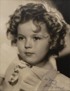 Shirley Temple- love this photo of Miss Temple.
