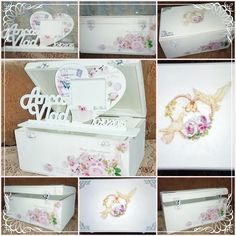 Wedding Gifts, Facebook, Crafts, Wedding Day Gifts, Manualidades, Wedding Favors, Handmade Crafts, Craft, Arts And Crafts