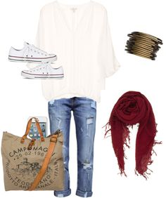 """""""Casuals"""" by jcaa on Polyvore"""