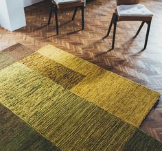 The STAGIONE collection designed by Atelier Oï for Edition 2013 offers a tour of the seasons. Autumn colours are earthy and remind of the harvest. Autumn Colours, Earthy, Harvest, Seasons, Contemporary, Rugs, Collection, Design, Home Decor