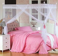Best price on Gurteen Princess Lace Mosquito Net Bedroom Decoration 3 Door Bed Net for All Bedding (full, white) See details here: http://allfurnitureshop.com/product/gurteen-princess-lace-mosquito-net-bedroom-decoration-3-door-bed-net-for-all-bedding-full-white/ Truly the best deal for the reasonably priced Gurteen Princess Lace Mosquito Net Bedroom Decoration 3 Door Bed Net for All Bedding (full, white)! Take a look at this budget item, read buyers' comments on Gurteen Princess Lace…