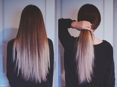 Less extreme in the amount, but essentially how I want my hair divided when I have it dyed pastel blue.