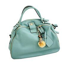 (FL002912) Fashion Korean 2012 Arrival Cow Leather Upper Handbag Shoulder Bag Messenger Bag