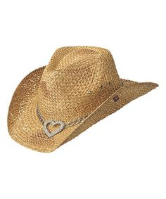 Look at this Brown Heart Attack Cowboy Hat by Peter Grimm Hats Country Hats, Suits Tv Shows, Heart Attack, Kid Shoes, Hats For Women, Fashion Boots, Cowboy Hats, Footwear, My Style