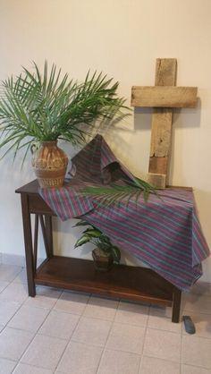 Palm Sunday church entry 2015