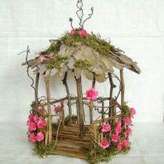 Stunning Fairy Garden Miniatures Project Ideas 9