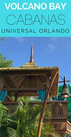 Best Volcano Bay Tips + Volcano Bay Cabanas - Solo Mom Takes Flight Orlando Parks, Orlando Travel, Orlando Vacation, Florida Vacation, Florida Travel, Orlando Florida, Orlando Disney, Downtown Disney, Cruise Vacation