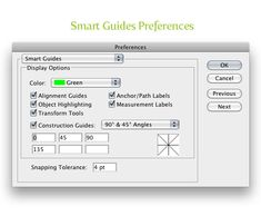 When ever I would install a new version of Illustrator, I would quickly turn off the Smart Guides. They always seemed confusing to me, but after working with Illustrator for a while, I have become reliant on Illustrator's Smart Guides. If you don't use Smart Guides, you should! It will help you create cleaner files, …