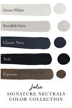 House Color Palettes, Color Schemes Colour Palettes, House Color Schemes, Neutral Colour Palette, House Colors, Color Combinations, Neutral Paint Colors, Paint Colors For Home, Color Theory