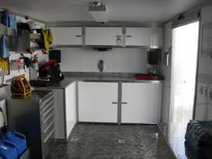 enclosed trailer ideas | Related Pictures enclosed aluminum cargo trailers by mission trailers