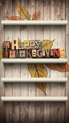 iPhone 5 Thanksgiving