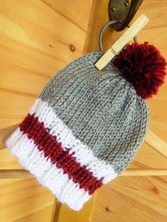 Work Sock Bunting Bag & Beanie Knitting pattern by Diana Poirier Baby Hats Knitting, Crochet Baby Hats, Knitting Socks, Knitted Hats, Easy Knitting Patterns, Knitting Projects, Knitting Ideas, Baby Bunting Bag, Sock Monkey Pattern