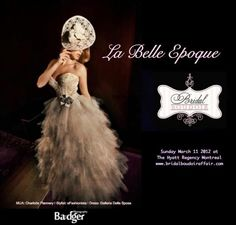Montreal Brides - Great bridal event to help you plan your wedding. Expert advice, fashion shows and vendor showcase. Enjoy!