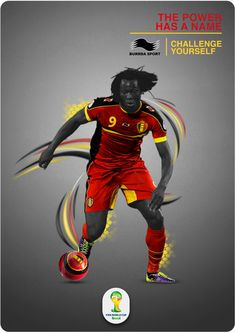 Burda Sport - Belgium 2014 by g grigo, via Behance
