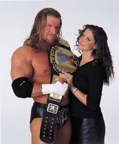Stephanie McMahon and Triple H love them! Power couple