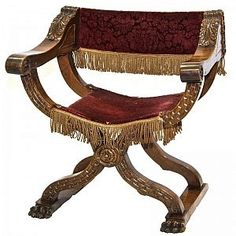 The Savanorola Chair, also known as the Dante Chair originated in Medieval Italy. The chair is named after Girolamo Savonarola a 15th century French cleric ..