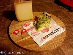 Sformatone Broccoli Patate e Le Gruyère DOP