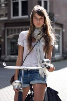 How to Get the French Style Fashion Look French Style summer city casual chic img-2 – Fashionchoice blog
