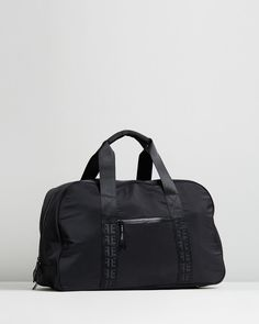 Love this First Ever item from THE ICONIC Shades Of Black, Christmas 2019, Carry On, Gym Bag, Unisex, Stuff To Buy, Bags, Handbags, Hand Luggage