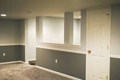 two tone paint jobs on walls two toned walls on pinterest