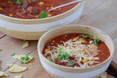 - Det er lurt å planlegge middagene. Her er fem gode tips! Chili, Curry, Food And Drink, Pizza, Soup, Ethnic Recipes, Lasagna, Alternative, Curries
