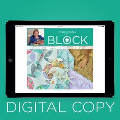 Digital Download - BLOCK Magazine Spring 2015 - Vol.2 Issue 2 - #MSQC