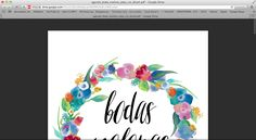 Blog de bodas - Yo dire que si: Agenda para Bodas Molonas ¡Descárgala gratis!