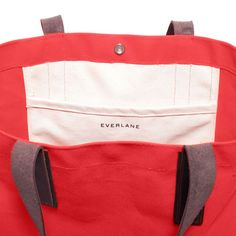 Everlane - The Solid Tote $35