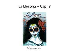 La Llorona – Cap. 8 Relee entre parejas..> Middle School, Halloween Face Makeup, La Llorona, Couples, Teaching High Schools, Secondary School