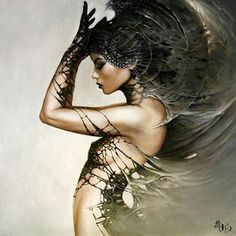 me\DL ... the Wonderful illusion painting by Karol Bak - ego-alterego.com