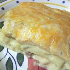 Chicken Enchilada Casserole VII Recipe