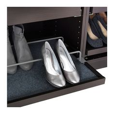 """KOMPLEMENT Shoe rail f pull-out tray - 39 3/8x22 7/8 """" - IKEA"""