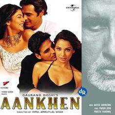 Aankhen Hindi Movie Online - Amitabh Bachchan, Akshay Kumar, Sushmita Sen and Arjun Rampal. Directed by Vipul Amrutlal Shah. Music by Ashok Mehta. 2002 Aankhen Hindi Movie Online.