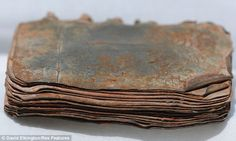 This ancient collection of 70 tiny books, their lead pages bound with wire, could unlock some of the secrets of the earliest days of Christianity.    Academics are divided as to their authenticity but say that if verified, they could prove as pivotal as the discovery of the Dead Sea Scrolls in 1947.    Read more: http://www.dailymail.co.uk/sciencetech/article-1371290/70-metal-books-Jordan-cave-change-vi