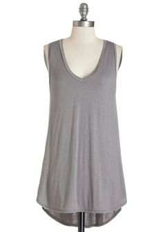 Endless Possibilities Tunic in Grey. #modcloth