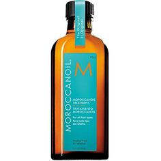 Moroccan Oil Treatment for All Hair Types from Moroccanoil [3.4oz] >>> Be sure to check out this awesome product. (This is an affiliate link) #HairCare