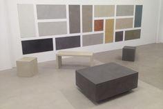 Beton Cire, Microcemento, Cemento Pulido, Colores, showroom, Decoración, arquitectura