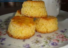 Scones del recetario Royal