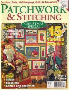 Patchwork & Stitching Christmas Special - Denise Moraes - Picasa Web Album