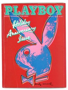 Rabbit Head, Art by Andy Warhol, Playboy Magazine January 1986 Cover Photo - United States Collage Mural, Bedroom Wall Collage, Photo Wall Collage, Picture Wall, Picture Collages, Trippy Wallpaper, Retro Wallpaper, Aesthetic Iphone Wallpaper, Aesthetic Wallpapers