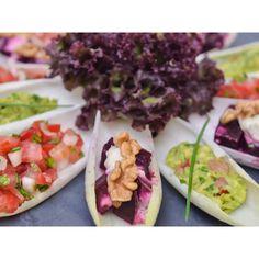 Meniu catering pentru evenimente cu salate proaspete Zucchini, Catering, Tacos, Mexican, Vegetables, Ethnic Recipes, Food, Veggies, Essen