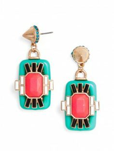 Neon Totem Drops $26 - My 10 Favorite Baubles from BaubleBar