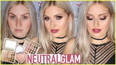Too Faced Natural Love Collection First Impressions Chit Chat Getting Ready! - YouTube