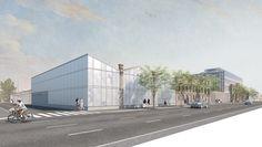 requalification du site Paludate - Patrick Arotcharen Architecte