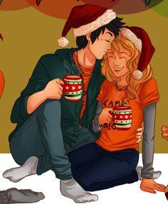 Happy Demigod Christmas!