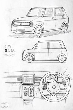 how to draw a 1970 dodge charger step by step
