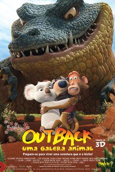 Filme OUTBACK – Uma Galera Animal estreia nesta sexta (17)