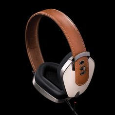 Pryma 01 // Coffee   Cream PRYMA headphones are handmade in Italy by Sonus faber, the brand that has delivered world-class sound for more than 30 years. Pryma 01's state-of-the-art high f