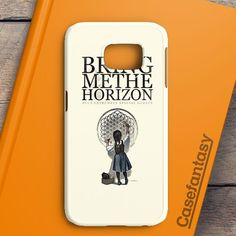 Bring Me The Horizon Owl Poster Samsung Galaxy S6 Edge Plus Case | casefantasy